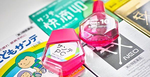 vitamine din Japonia pentru vedere)